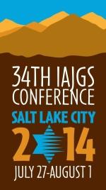 IAJGS'14 Final Logo