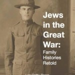 link and cover of book sold by JGSLA about WW1, Jews in the Great War